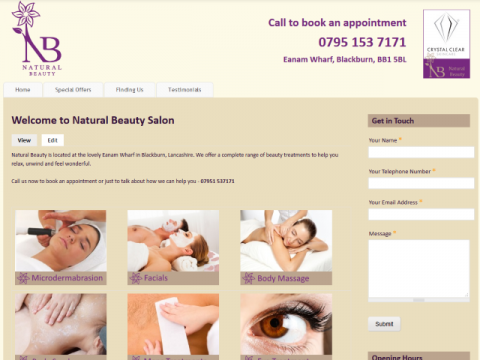 Julies Natural Beauty Blackburn